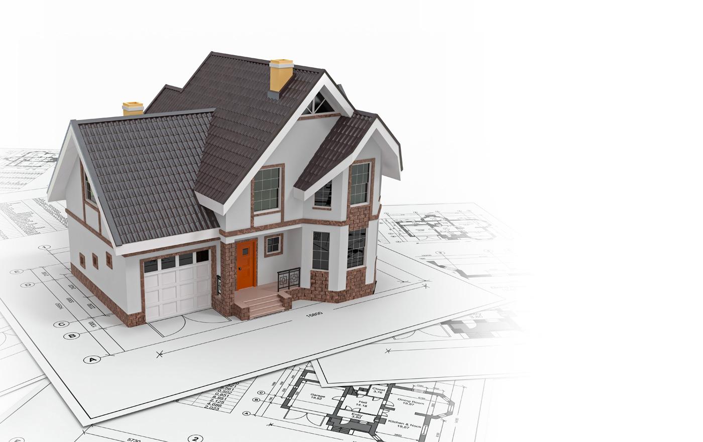 Maison pour le spécialiste de l'inspection en bâtiment résidentiel